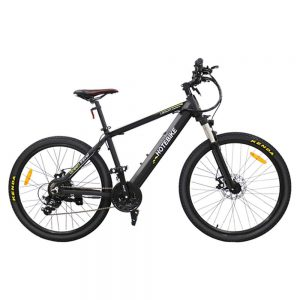 best electric mounatin bike video A6AH26