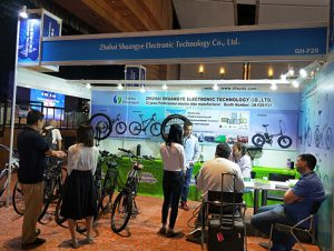 Hotebike new product launched-HKTDC Hong Kong Electronics Fair 2018 (Autumn Edition)