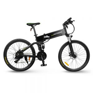 26″ 36V 250W Folding Electric Mountain Bikes for adults (G4)