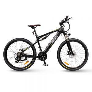26 inch 36V 250W full suspension electric bikes