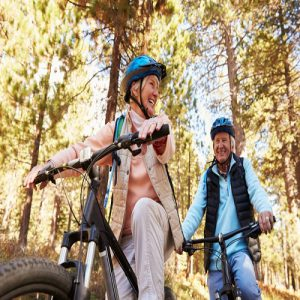 Electric Bicycles Can Make Older People's Brains More Developed