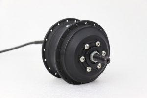 What is an electric bike motor
