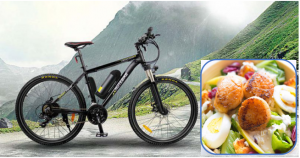How do you eat after riding an electric bike? There are three things you need to know about hunger
