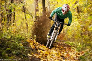 Mountain bike skills guide in the autumn and winter