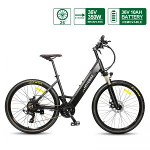 26 inch electric bikes city bikes mountain bike for men women adults (A5AH26-36V350W)