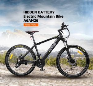 How to choose an electric bicycle?