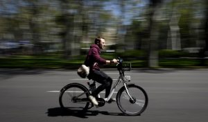 Electric bikes see a pandemic-driven spike