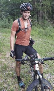Griffin native three-time winner in 'grueling' mountain bike race   Local News