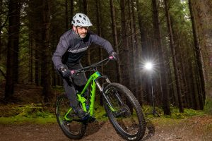 Scots mountain bikers hitting trails like never before since lockdown as Scottish Sun man renews his passion