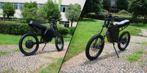 Delfast launches new 50 MPH Cross Dirt e-bike with crazy performance