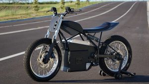 This Electric Flat Tracker Concept Is Both Futuristic And Classic