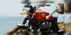 Royal Enfield electric motorcycle is in the works