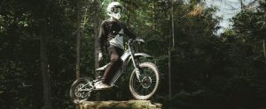 The Electric Motorcycle Takeover Has Begun. Crushing It All Is the Kuberg Ranger