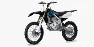 New electric dirt bike unveiled, produced via Yamaha motorcycle partnership