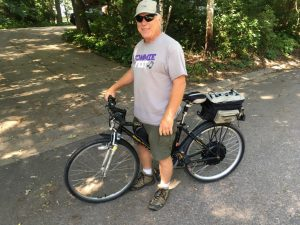 Crash of his e-bike on Gateway Trail kills irrepressible inventor from May Township – Twin Cities