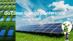 Bend nonprofit hosting Go Clean Energy Conference, free and online