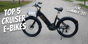 Top 5 electric cruiser bikes that we've tested for summer 2020