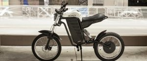 Sudaca – A Successful Grandfather Design for Electric Motorcycles and e-Bikes