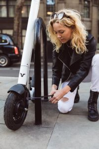 TAUR Is Launching An Electric Scooter Built For The Road