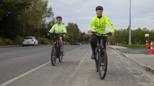 Electric bikes part of Central South Island Charity Bike Ride this year