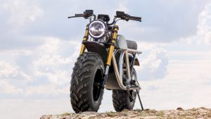 The Volcon Grunt Is An Electric All-Terrain Motorcycle With 160KM Of Range For $8,400