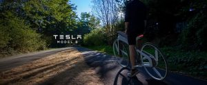 The Tesla-Branded EV Bike that Comes Equipped with All-Wheel-Drive