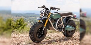Volcon Grunt unveiled as affordable 60 MPH US-made electric motorcycle