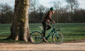 the operator aiming to make e-bikes truly sustainable