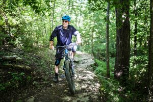 Bella Vista Banking on Bike Trails | Arkansas Business News