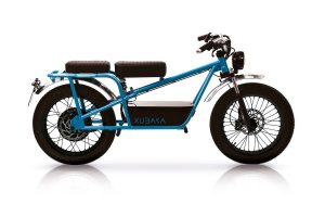 Sodium Cycles Xubaka, a 50 mph light electric motorcycle with a sodium-ion battery