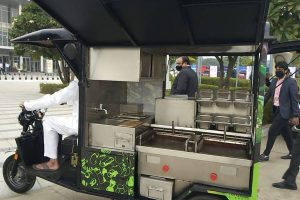 Terabite Ekarts launches electric food carts for street vendors with up to 80 km range