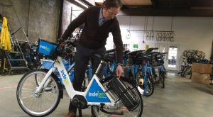 Indego bike share program to expand in 2021