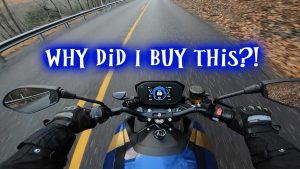 Rider Tells Us Why We Should Buy Electric Motorcycles