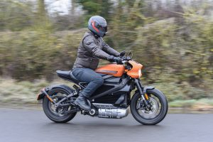 Could an Harley-Davidson electric adventure bike be on the cards?