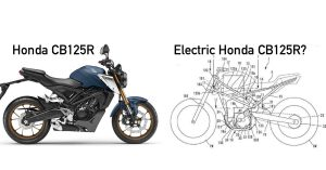 Here are the latest clues revealed on Honda's first electric motorcycle