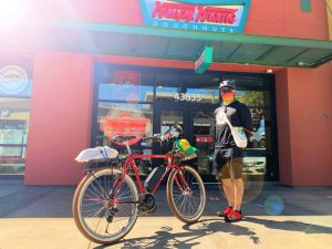 I tried biking to every Krispy Kreme in the Bay Area for a free doughnut. It almost worked.