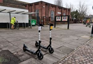 Electric Scooter Service extended across Canterbury