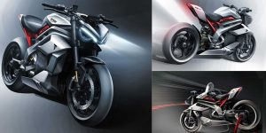 Triumph TE-1 Prototype Sketches Unveiled; Electric Motorcycle Of The Future