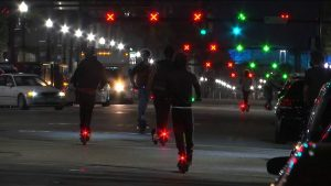 Scooter company threatens to kick unsafe downtown Jacksonville riders off its app