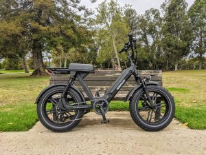 The Himiway Escape Electric Bike — CleanTechnica Review