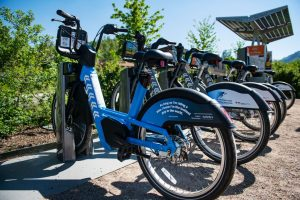 WE-cycle bike share harnessing the sun in new collaboration