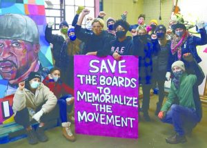 Whatever Happened To… Minneapolis Protest Art, VA's Electric School Buses, and Right to Repair?