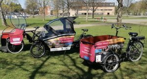 Finnish Library Loans Out E-Cargo Bikes for Free