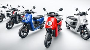 NIU Electric Scooter Sales Cross 2.52 Lakh In Q2 2021