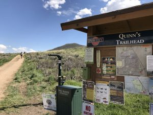 An e-bike trail network? Officials are seeking solutions to e-bikes on Park City's trails.