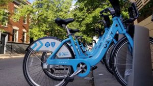 Tour Dunning On Two Wheels Saturday To Celebrate Neigborhood's New E-Bike Divvy Stations