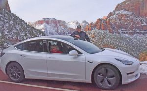 7 Years Driving Electric: Three Nissan Leafs & A Tesla Model 3