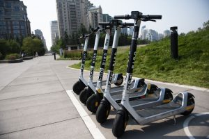 Where can I legally ride an e-scooter, hoverboard or e-unicycle?