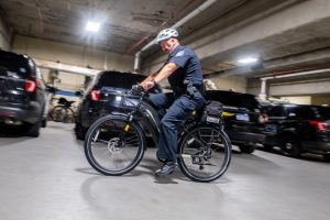 Port Huron Police Department gets new set of wheels with four e-bikes