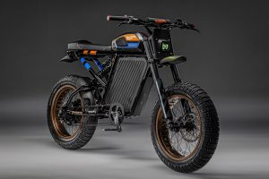 Hot Wheels x SUPER73 unveil instantly collectible, limited edition e-bike and die-cast